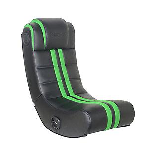 X Rocker SE+ 2.0 Bluetooth Foldable Rocking Video Gaming Chair, , large