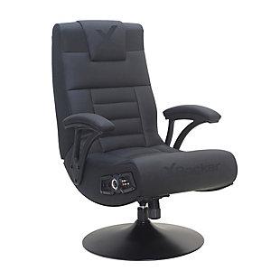 X Rocker Covert 2.1 Wireless Audio Pedestal Chair, , large