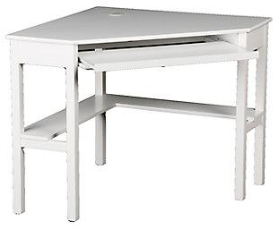 SEI Corner Computer Desk, , large