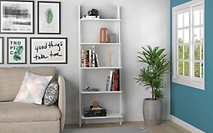 Cooper Ladder Bookcase, , rollover