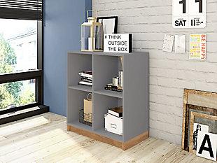 Cornelia Low Bookcase, , rollover