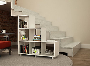 Cascavel Stair Cubbies, , rollover