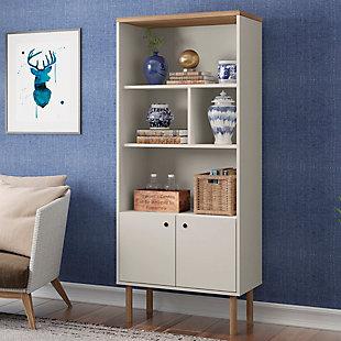 Windsor Display Bookcase Cabinet, , rollover