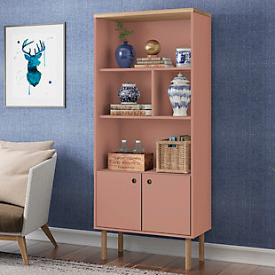 Windsor Display Bookcase Cabinet, , rollover