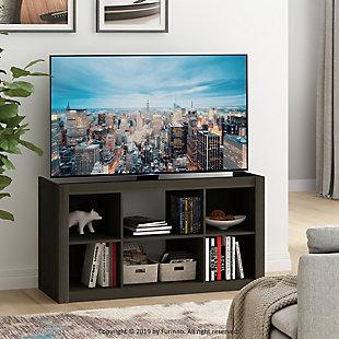 Furinno Fowler Multipurpose TV Stand Bookshelves, , rollover