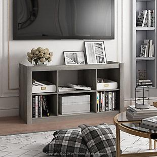 Furinno Fowler Multipurpose Multipurpose TV Stand Bookshelves, , rollover