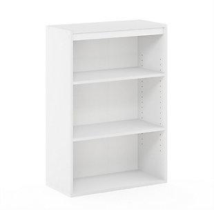 Furinno Pasir 3-Tier Open Shelf, , large