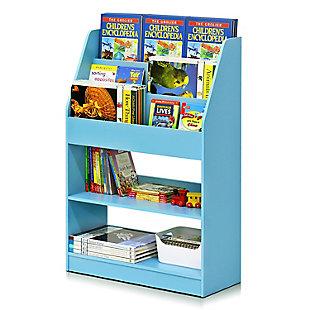 Furinno Lova Magazine/Bookshelf with Storage, , rollover