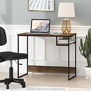 Furinno Moretti Modern Lifestyle Study Desk, , rollover