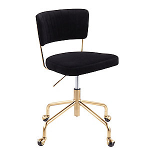 Tania Contemporary Task Chair, , large