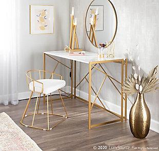 Folia Contemporary Desk, , rollover
