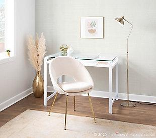 Hover Contemporary Desk, , rollover