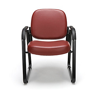 OFM Guest and Reception Chair with Arms, , large
