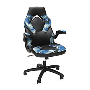 OFM Essentials Racing Style Gaming Chair, , rollover
