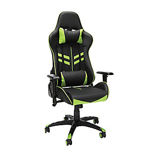 OFM Essentials ESS-6065 Racing Style Gaming Chair, , large