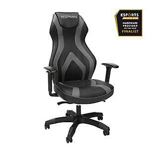 RESPAWN Sidewinder Gaming Chair, Gray, rollover
