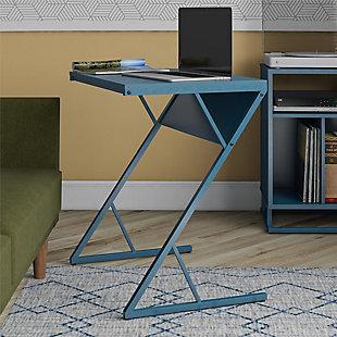 Novogratz Regal Laptop Desk, , rollover