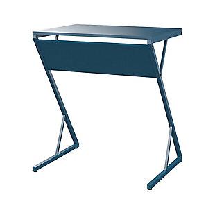 Novogratz Regal Laptop Desk, , large