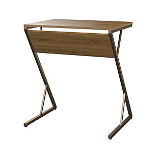 Novogratz Regal Laptop Desk, , large