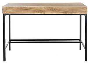 Safavieh Patrick 2 Drawer Desk, , large