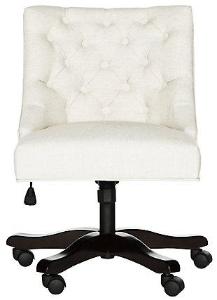 Safavieh Soho Tufted Desk Chair, , rollover