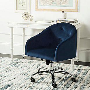 Safavieh Amy Tufted Office Chair, , rollover