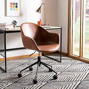 Safavieh Ember Office Chair, , rollover