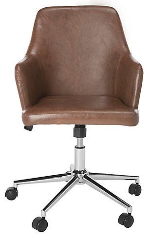 Safavieh Cadence Swivel Office Chair, , large