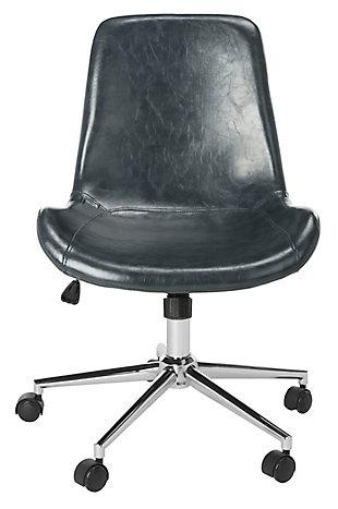 Safavieh Fletcher Swivel Office Chair, , large