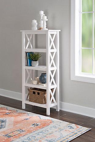 Linon Blaine Bookcase, , rollover
