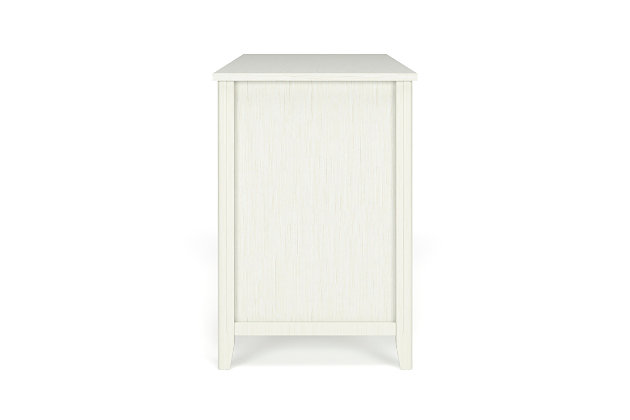 OFM Quarters and Craft High Tide Collection Home Office Lateral Filing Cabinet, in Weathered White, , large