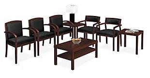HON BASYX Topflight Wood Guest Chair, , rollover