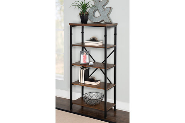 Austin Bookcase Ashley Furniture Homestore