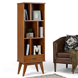 """Simpli Home Draper 64"""" Bookcase and Storage Unit, , rollover"""