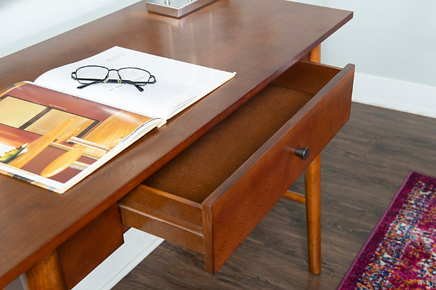 Charlotte Desk Ashley Furniture Home, Ashley Furniture Charlotte