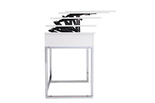 Adjustable Height Desk, , large