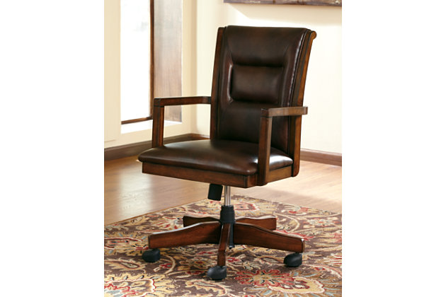 One of a kind Devrik Home Office Desk Chair Product Photo