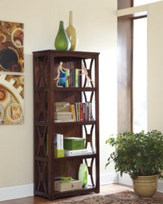 "Devrik 72"" Bookcase, , large"