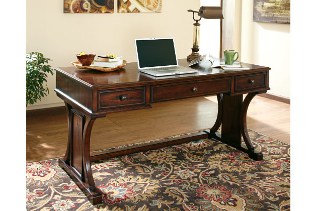 devrik 60 home office desk ashley furniture homestore captivating devrik home office desk beautiful home