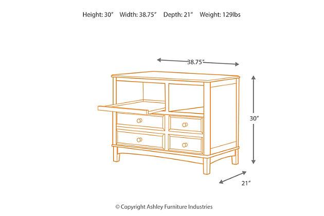 Devrik Storage Cabinet, , large