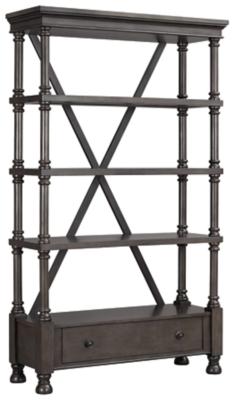 "Devensted 75"" Bookcase, , large"