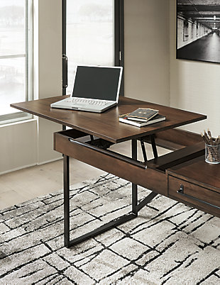 Starmore Home Office Lift Top Desk, , large