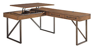 Starmore Home Office Desk with Return, , large