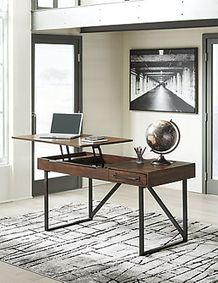 Starmore Home Office Lift Top Desk, , rollover