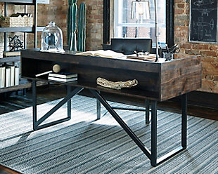 Home Office Desks Furniture Desks  Ashley Furniture Homestore