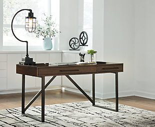 Starmore Home Office Desk with Chair, , large