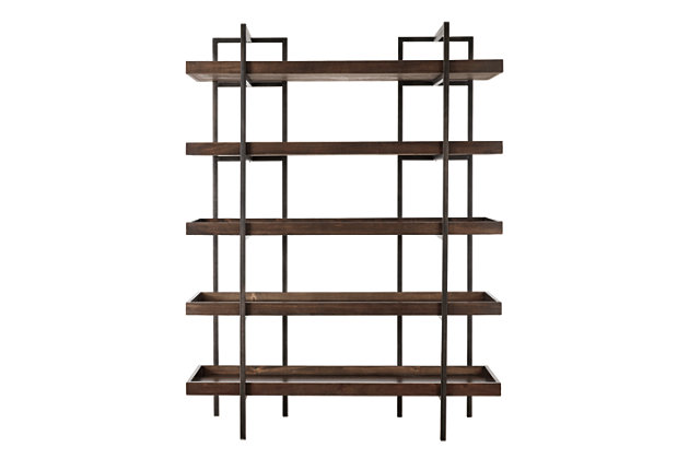 "Starmore 76"" Bookcase, , large"