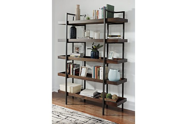 Starmore 76 Bookcase Ashley Furniture Homestore