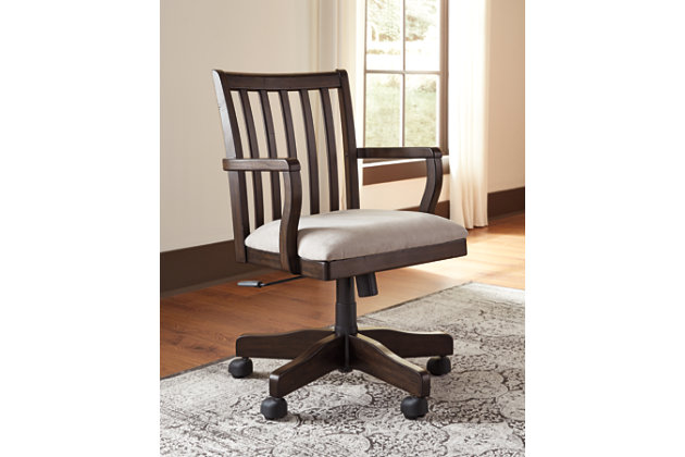 townser home office desk chair | ashley furniture homestore