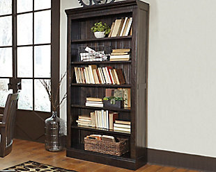 "Townser 75"" Bookcase, , large"